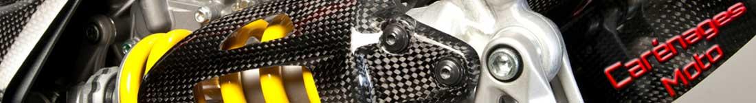 carénages pour moto toutes marques carbonne avio fibre