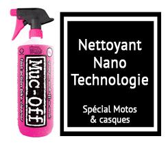 Nettoyant Muc OFF Moto idée cadeau