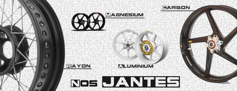 Jantes StarShop Moto