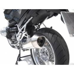 Echappements inox satine racing Zard BMW R1200R