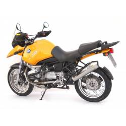 Echappements inox satine homologue Zard BMW R 1150 GS R R850gs