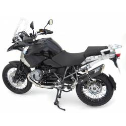 Echappements penta carbone racing Zard BMW R1200GS