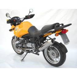 Echappements inox satine racing Zard BMW F 800 R