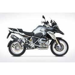 Echappements carbone homologue euro 3 Zard BMW R1200GS