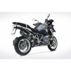Echappements carbone racing Zard BMW R1200GS