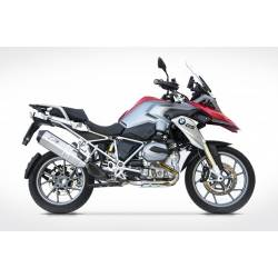 Echappements inox homologue EURO 3 Zard BMW R1200GS