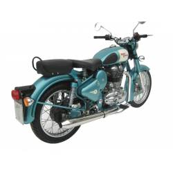 Silencieux inox racing Zard Royal Enfield bullet 350-500