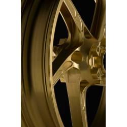 Roue avant 17 x 3.5 aluminium forge Piega OZ Honda CBR 600 RR