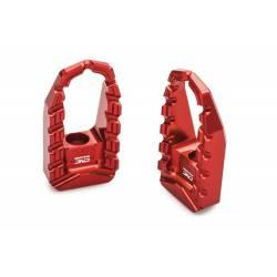 Repose pieds easy alu taillé masse CNC Racing