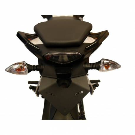 KTM 125 390 Duke support de plaque