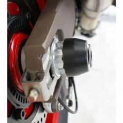 Ducati Monster 821 arrière fourche axe roulettes