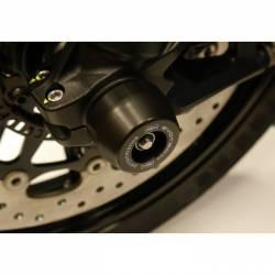 Ducati Scrambler roulette de protection d axe de roue avant