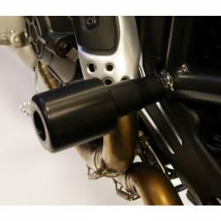 Ducati Scrambler roulette de protection moteur