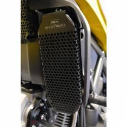 Ducati Scrambler protection de radiateur huile