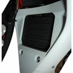 Yamaha R1 protection de radiateur huile