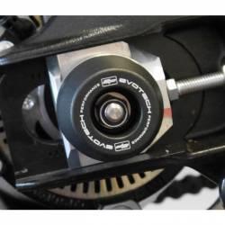 Suzuki gsxS1000Roulette de protection axe de roue arrière