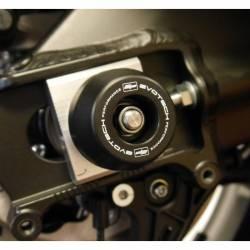 Yamaha arrière fourche axe protection roulettes