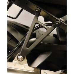 BMW S 1000 XR support de silencieux et cache platine