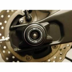 Yamaha roulette de protection d axe de roue arrière