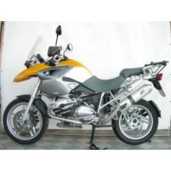 Echappement aluminium QD Exhaust BMW R1200GS