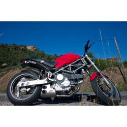 Echappement ex-box Ducati Monster 800