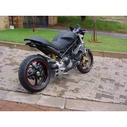 Echappement ex-box Ducati Monster S4R