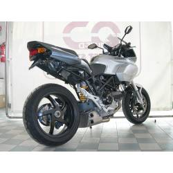 Echappement ex-box Ducati Multistrada 1000