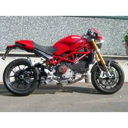 Echappement ex-box Ducati Monster S4R rs