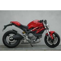 Ducati Monster 696 ex-box EVOluzione homologué