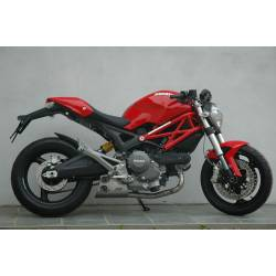 Echappement ex-box Ducati Monster 796