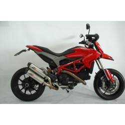 Ligne complète double sortie titane Ducati Hypermotard 821