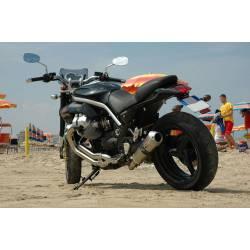Silencieux magnum titane Moto Guzzi griso QD Exhaust