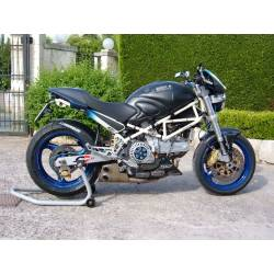 Echappement ex-box Ducati Monster 1000