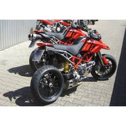 Echappement ex-box Ducati Hypermotard 796 homologué