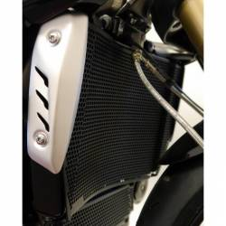 Triumph Speed Triple protection de radiateur d eau et d huile