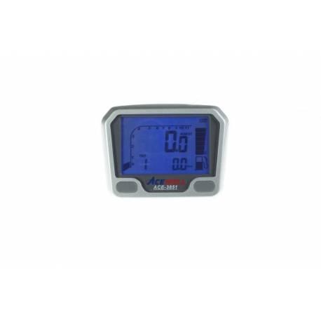 Compteur digital Acewell modèle 3851 noir yfM660r