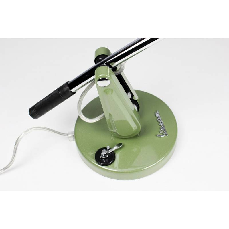 Petite lampe de bureau vintage vespa vert vespa moto - Petite lampe de bureau ...