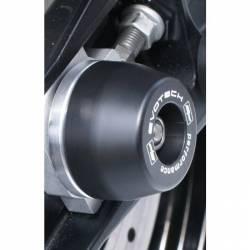 Roulette de protection d axe de roue arrière