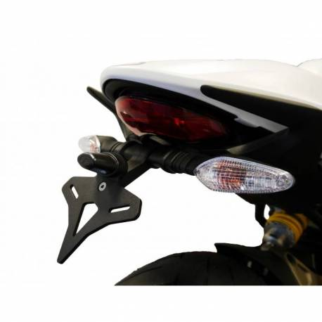 Ducati Monster 821 1200 Support de plaque