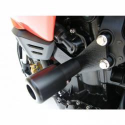 Triumph Tiger 1050 roulette de protection