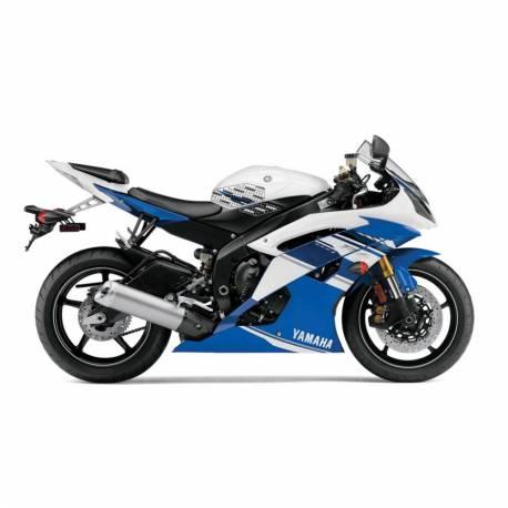 Grip de réservoir moto adhésif transparent Stompgrip Yamaha R 6