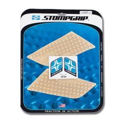 Grip de réservoir moto transparent autocollant Stompgrip Suzuki Gladius