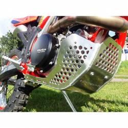 Sabot moteur en aluminium Beta RR RS 350 et 500