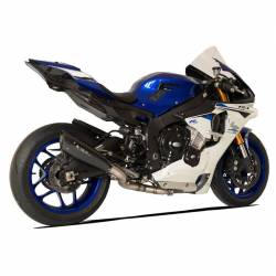 Echappement racing Evoxtrem 310 HP Corse Yamaha R1 noir