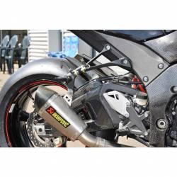 Garde boue arrière carbone Carbonin Kawasaki ZX 10 R