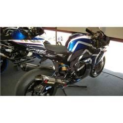 Partie ariere mono racing carbone Carbonin Suzuki GSXR 1000