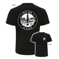 T-shirt Oily Rag Café Racer