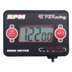 Compteur d heure et compte tours moto PZ Racing