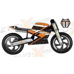 Draisienne en bois Superbike Kiddimoto KTM Superduke R1290 Replica
