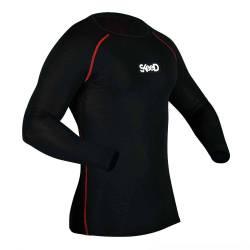Tee shirt moto Skeed modèle Stelvio AIR